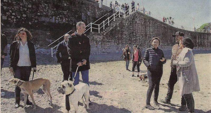 EL COMERCIO. Gijón busca viajeros con mascotas