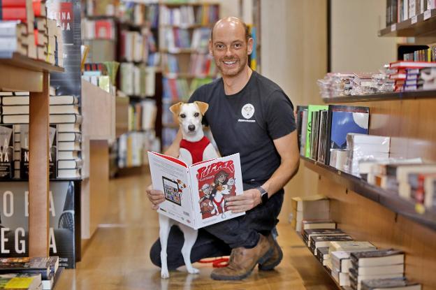 El Comercio. 'Pipper', un embajador canino con una misión